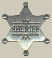 Picture: Sheriff Badge