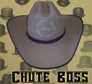 Custom Rodeo Hats.