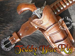 Authentic 1880s Gun Holster