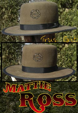 Mattie Ross Hat